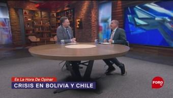 Foto: Bolivia Chile Conflictos Políticos Sociales 20 Noviembre 2019
