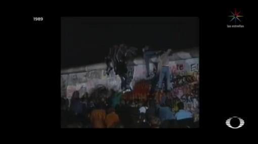 Foto: Muro De Berlín Conmemoran 30 Años Caída 8 Noviembre 2019