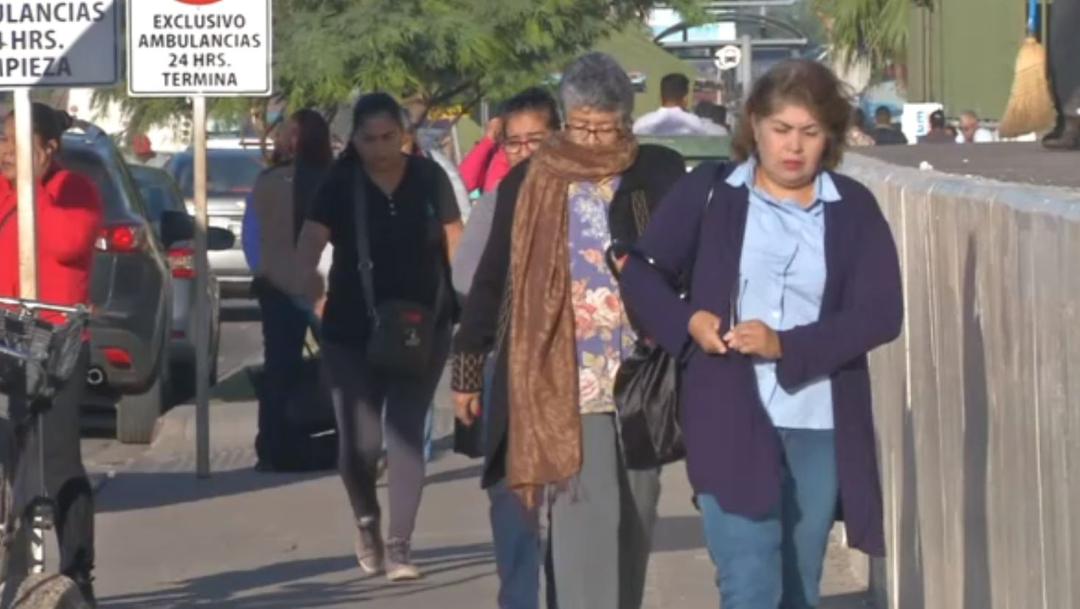 Foto: La Conagua pronostica que las bajas temperaturas seguirán hasta el próximo lunes, 23 de noviembre de 2019 (Noticieros Televisa)
