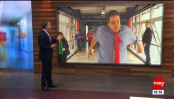#CotorreandoconlaBanda: 'El Repor' suelto en la Línea 2
