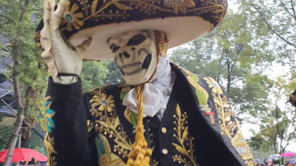 Fotos: Desfile del Día de Muertos en Imágenes, 2 de noviembre de 2019 (Twitter @CulturaCiudadMx)
