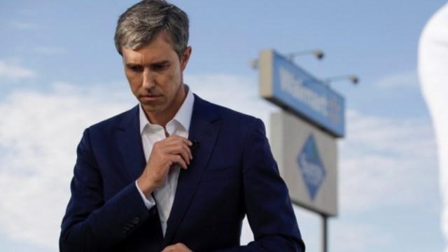 Foto: O'Rourke anunció su campaña en marzo e inmediatamente captó la atención de los medios, 1 de noviembre de 2019 (Reuters, archivo)