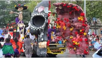 Fotos: Desfile de Día de Muertos, 2 de noviembre de 2019 (Secretaría de Cultura)
