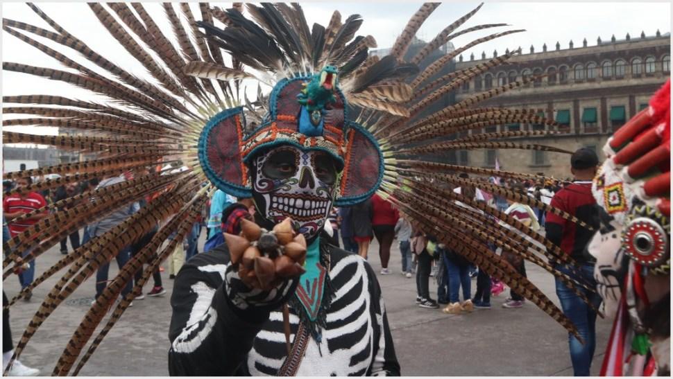 Fotos: El Día de Muertos en México es una festividad que la Unesco catalogó la década pasada como Patrimonio Cultural Inmaterial de la Humanidad., 2 de noviembre de 2019 (Foto Jacinto Torres)