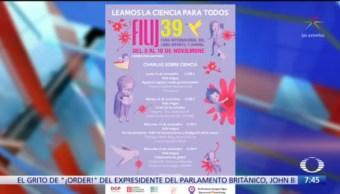 Despierta con Cultura: Feria Internacional del Libro Infantil y Juvenil en la CDMX