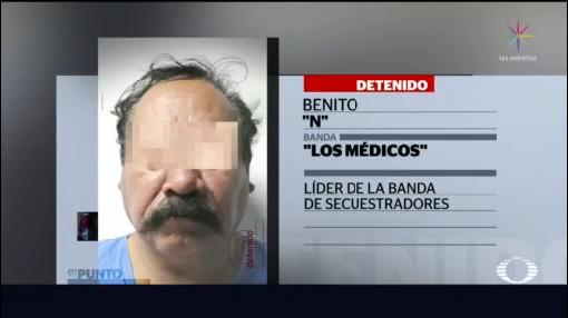 Foto: Detienen Médico Secuestrador CDMX Hoy 27 Noviembre 2019