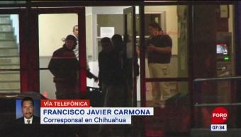 Disparan contra Fiscalía en Ciudad Juárez, Chihuahua