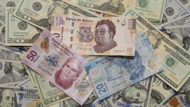 Foto: Dólar desciende y se vende en 19.36 pesos