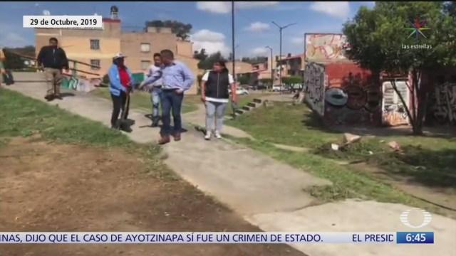Edomex busca al autor intelectual del homicidio del edil de Chalco