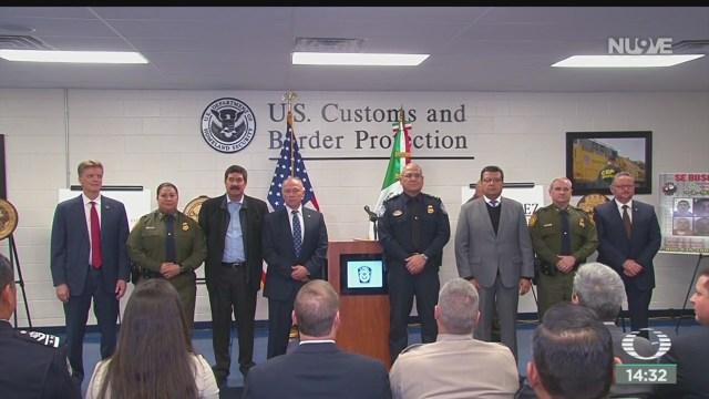 FOTO: EEUU Chihuahua Firman Acuerdo Para Perseguir Delincuentes