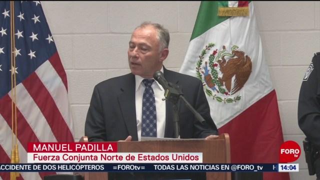 FOTO: EEUU Chihuahua implementan plan binacional contra delincuencia