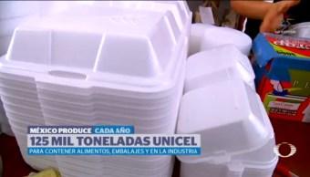 Foto: Unicel Residuos Segunda Vida Egresados Unam 1 Noviembre 2019