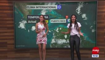 Foto: #ClimaenExpreso internacional 15 noviembre 2019