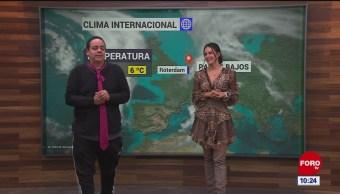 Foto: #ClimaenExpreso internacional 19 noviembre 2019