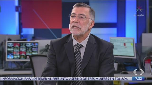 El crimen ha fijado la agenda nacional del país en los últimos días, René Delgado