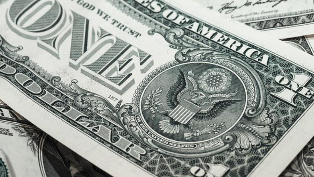 Foto: El dólar avanza y se vende en 19.59 pesos