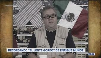 FOTO: El lente gordo' de Enrique Muñoz, 18 noviembre 2019