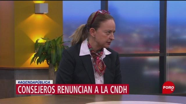FOTO: Elección de presidente de la CNDH, 17 noviembre 2019