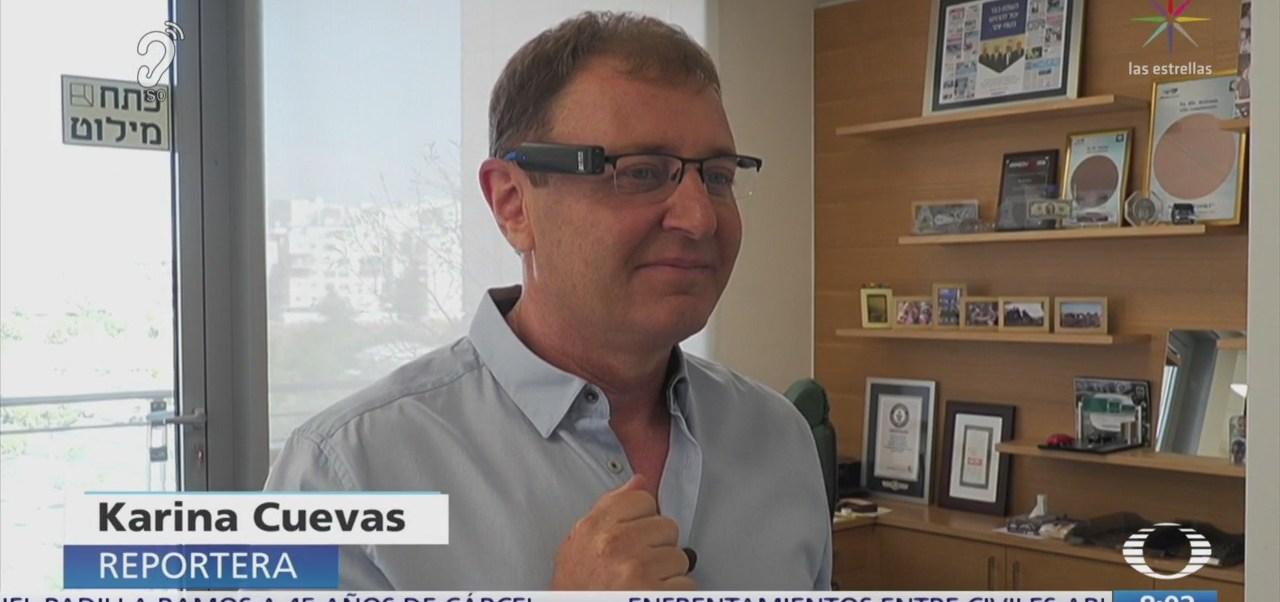 Empresa israelí crea dispositivo que permite a invidentes leer libro