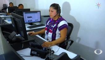 Indígenas tzotziles atienden emergencias de 911 en su lengua