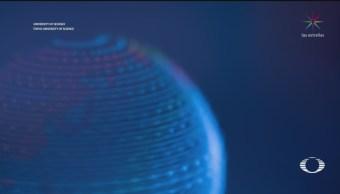 FOTO: En Reino Unido, crean hologramas con sonidos ultrasónicos, 13 noviembre 2019