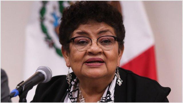 Imagen: Ernestina Godoy habló de lo sucedido por el caso Abril, 30 de noviembre de 2019 (GALO CAÑAS /CUARTOSCURO.COM)