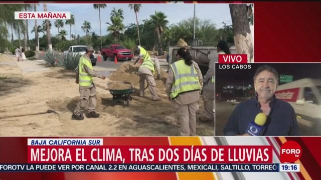 Foto: Clases Tijuana Reanudan Este Viernes Lluvias 28 Noviembre 2019