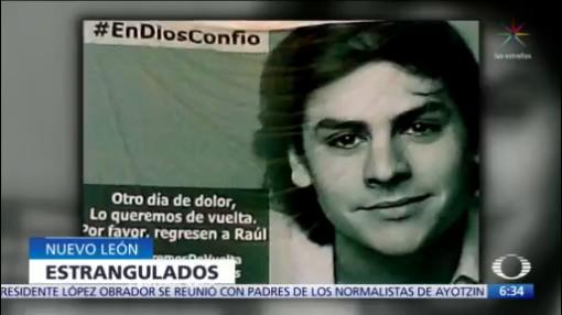 Estrangulan a dos estudiantes del TEC de Monterrey en Nuevo León