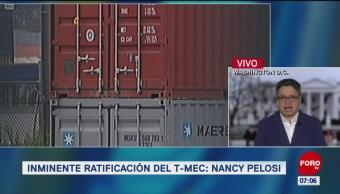 Foto: EU analiza reformas legales para instrumentar tratado comercial México Canadá