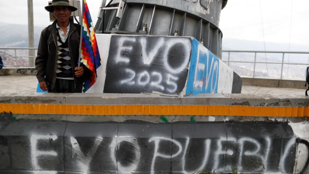 Foto: EU y Guaidó reconocen a Jeanine Áñez como presidenta interina de Bolivia