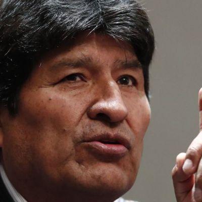 Descalifica Evo Morales informe de la OEA sobre elecciones