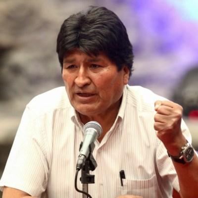 En México, Evo Morales acusa a OEA de servir al 'imperio norteamericano'