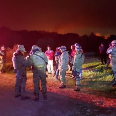 Se registra explosión en ductos de Pemex en Tlaxcala