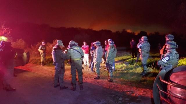 Foto: La explosión se provocó derivado de una fuga de gas LP, misma que estaba siendo controlada por personal de Petróleos Mexicanos; hasta el momento, autoridades reportan una persona lesionada