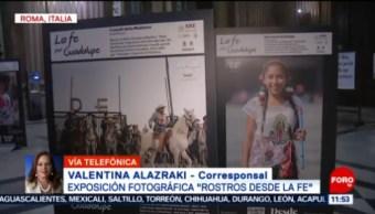 """FOTO:Exposición Fotográfica """"Rostros desde la Fe"""", 2 noviembre 2019"""