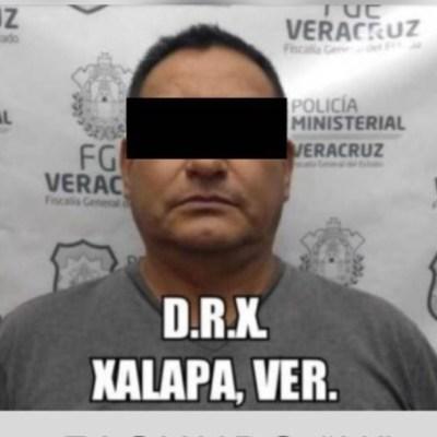 Fiscalía de Veracruz detiene a implicado en homicidio del periodista Celestino Ruíz