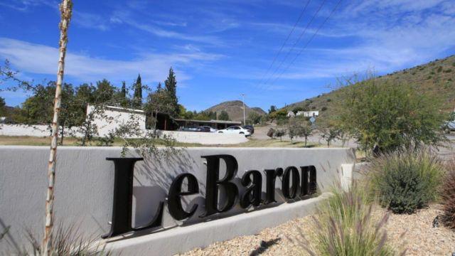 Comunidad de LeBaron, en el municipio de Galeana