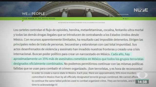 Foto: Familia LeBarón pide que cárteles sean considerados organizaciones terroristas