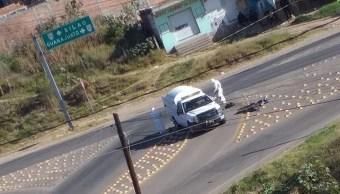 FOTO Restos hallados en bolsas en Guanajuato pertenecen a hombres