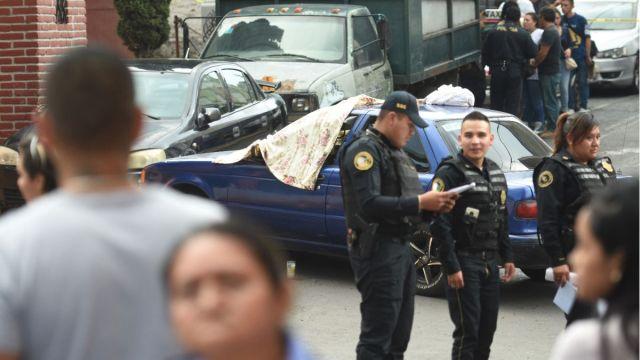 Foto: Matan a un hombre en calles de la alcaldía Gustavo A. Madero, Ciudad de México. Cuartoscuro