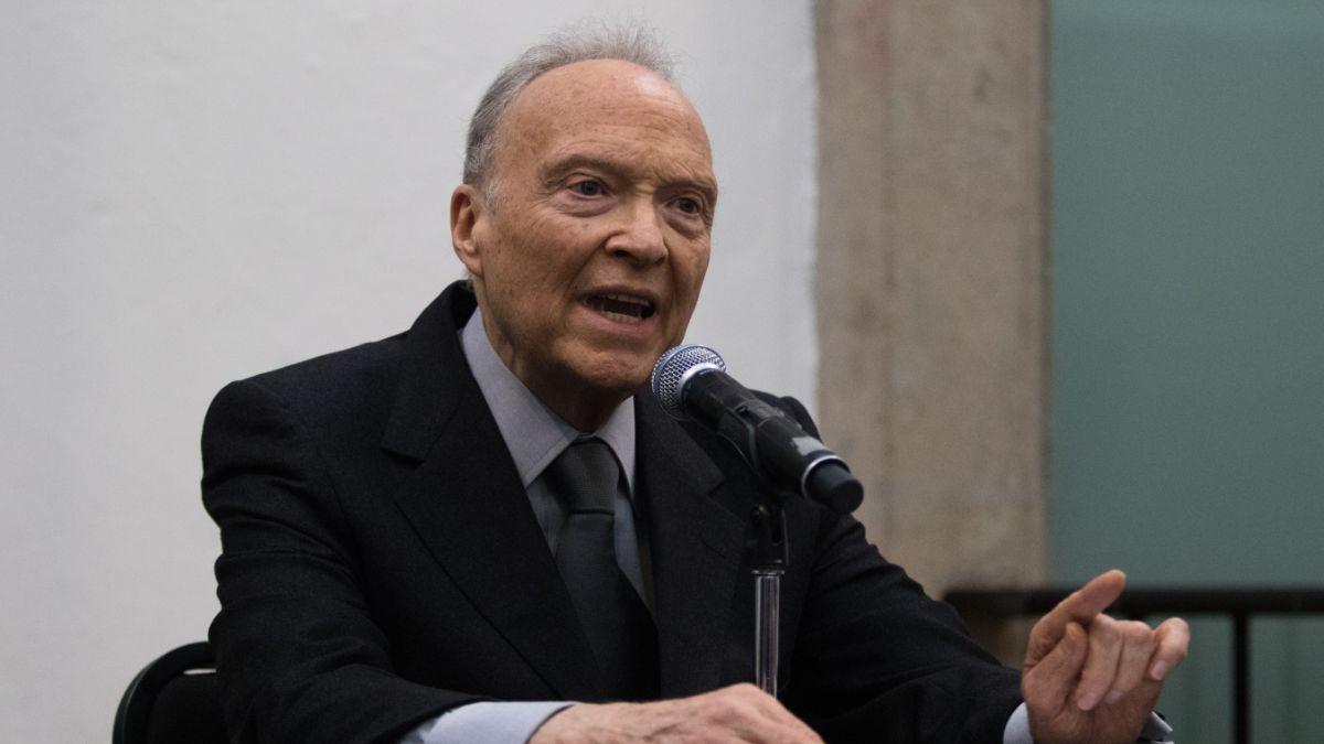 Foto: Alejandro Gertz Manero, fiscal general de la Republica. Cuartoscuro/Archivo