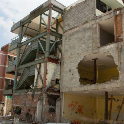 En derrumbe del colegio Rébsamen hubo negligencia y corrupción: CNDH