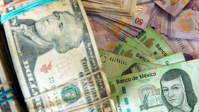 FOTO: Peso mexicano pierde ante ola de aversión por la tensión entre EE.UU e Irán, el 07 de enero de 2020