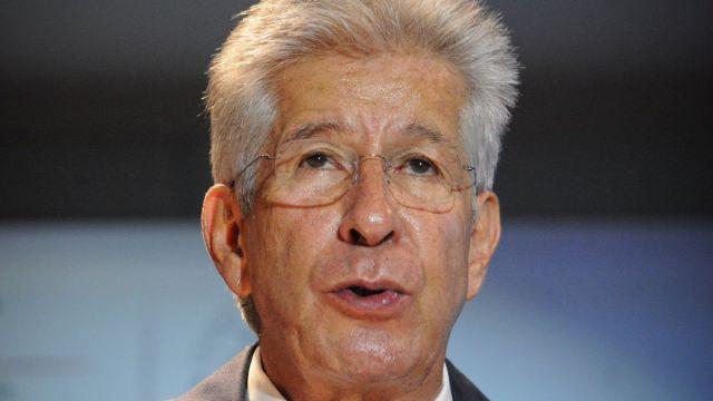 Foto: Gerardo Ruiz Esparza, exsecretario de Comunicaciones y Transportes. Cuartoscuro