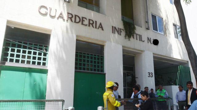 Foto: Una guardería del IMSS en la Ciudad de México. Cuartoscuro/Archivo