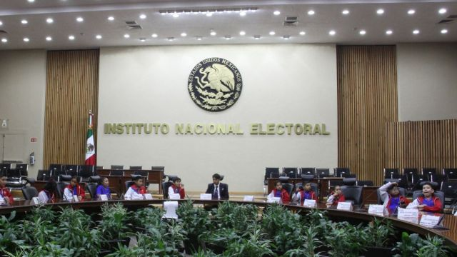 Foto: Sede del Instituto Nacional Electoral (INE). Cuartoscuro