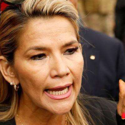 PAN reconoce a Jeanine Áñez como presidenta interina de Bolivia