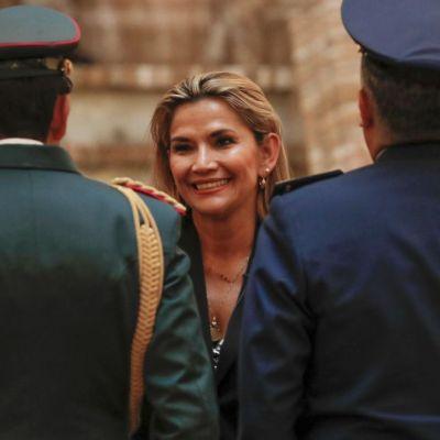EEUU reconoce a Jeanine Áñez como presidenta interina de Bolivia