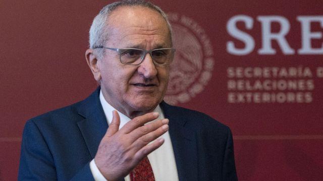 Foto: Jesús Seade, subsecretario de México para América del Norte. Cuartoscuro