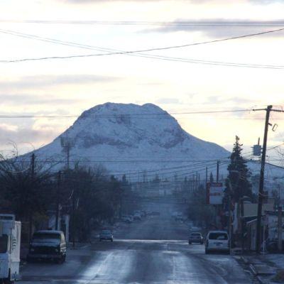 Esperan primera tormenta invernal por frente frío 12 en Sonora